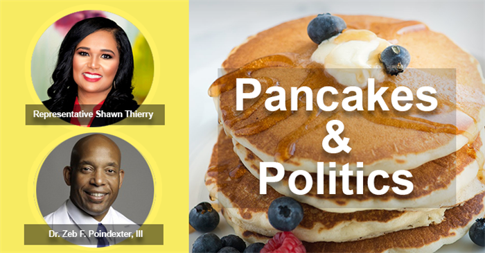 Pancakes and Politics: The Transformation of District 146 Post Hurricane Harvey on TheHoustonBlackPages.com, African American news in Houston, Black news in Houston, News about Black Business owners in Houston, news about African American Business owners in Houston