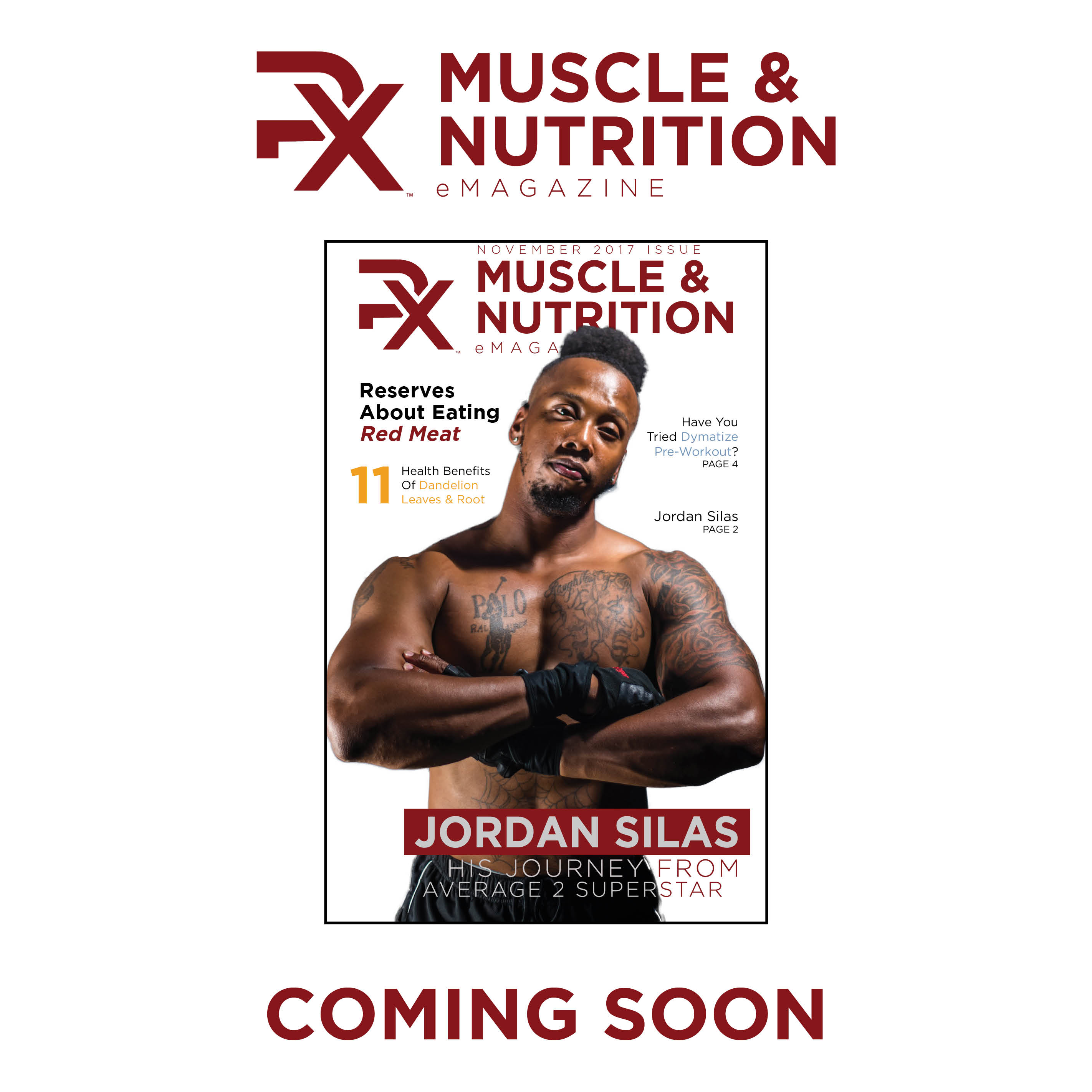 PX Muscle and Nutrition